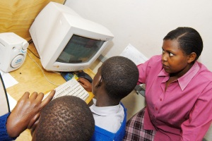 African schools are putting refurbished PCs (some of the HP) to good use