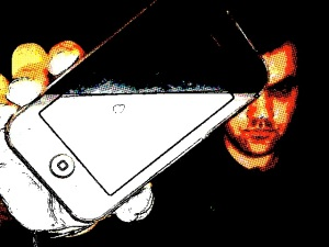 Comic iPhone