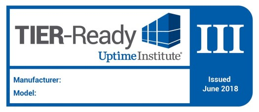 Uptime Institute TIER-Ready